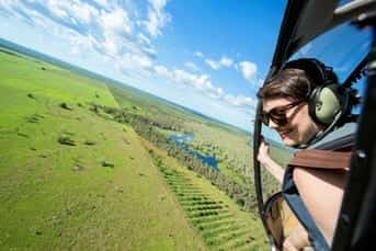 Helicopter Tours Darwin