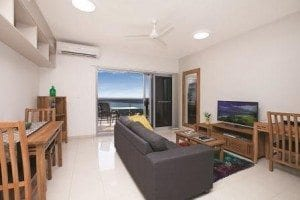 Separate Lounge Area perfect for long stay accommodation in Darwin