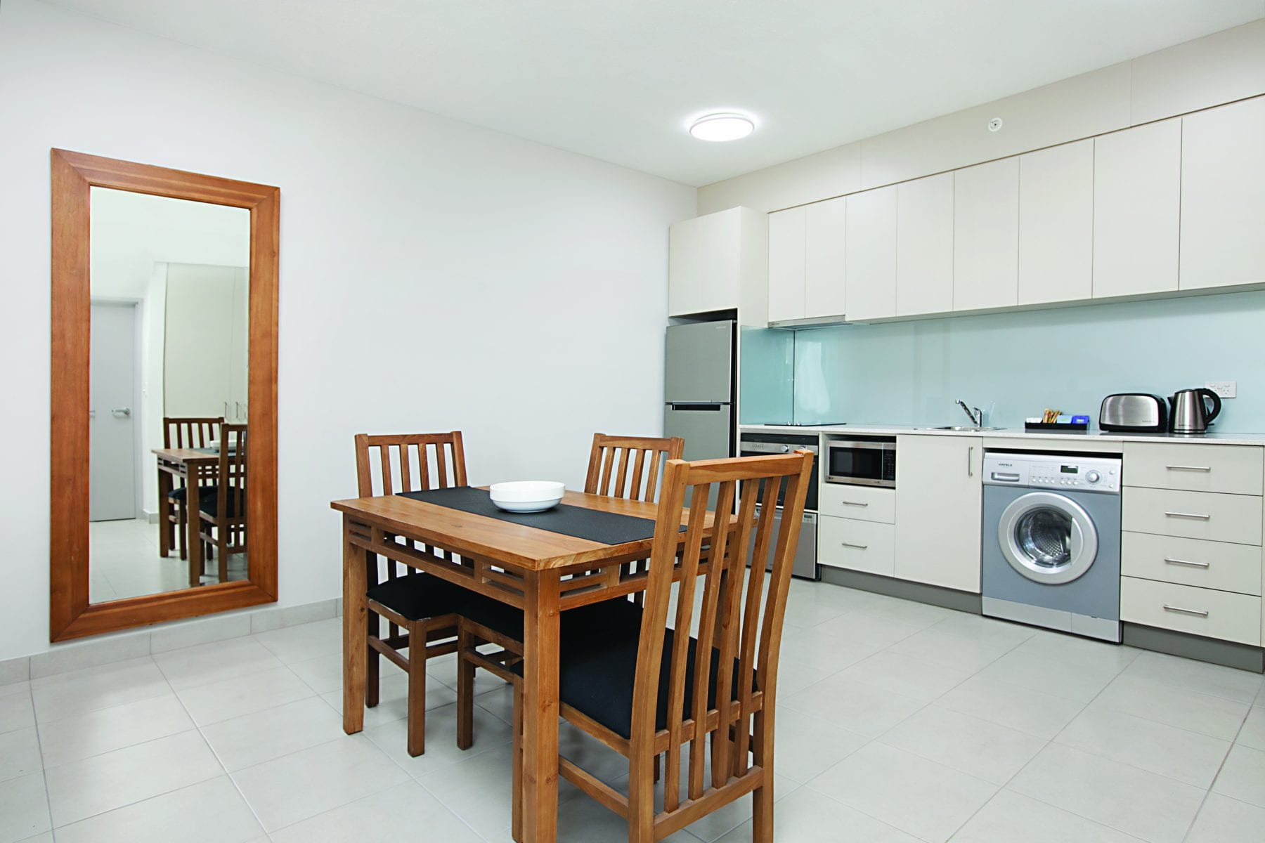 Self contained hotel apartments Darwin