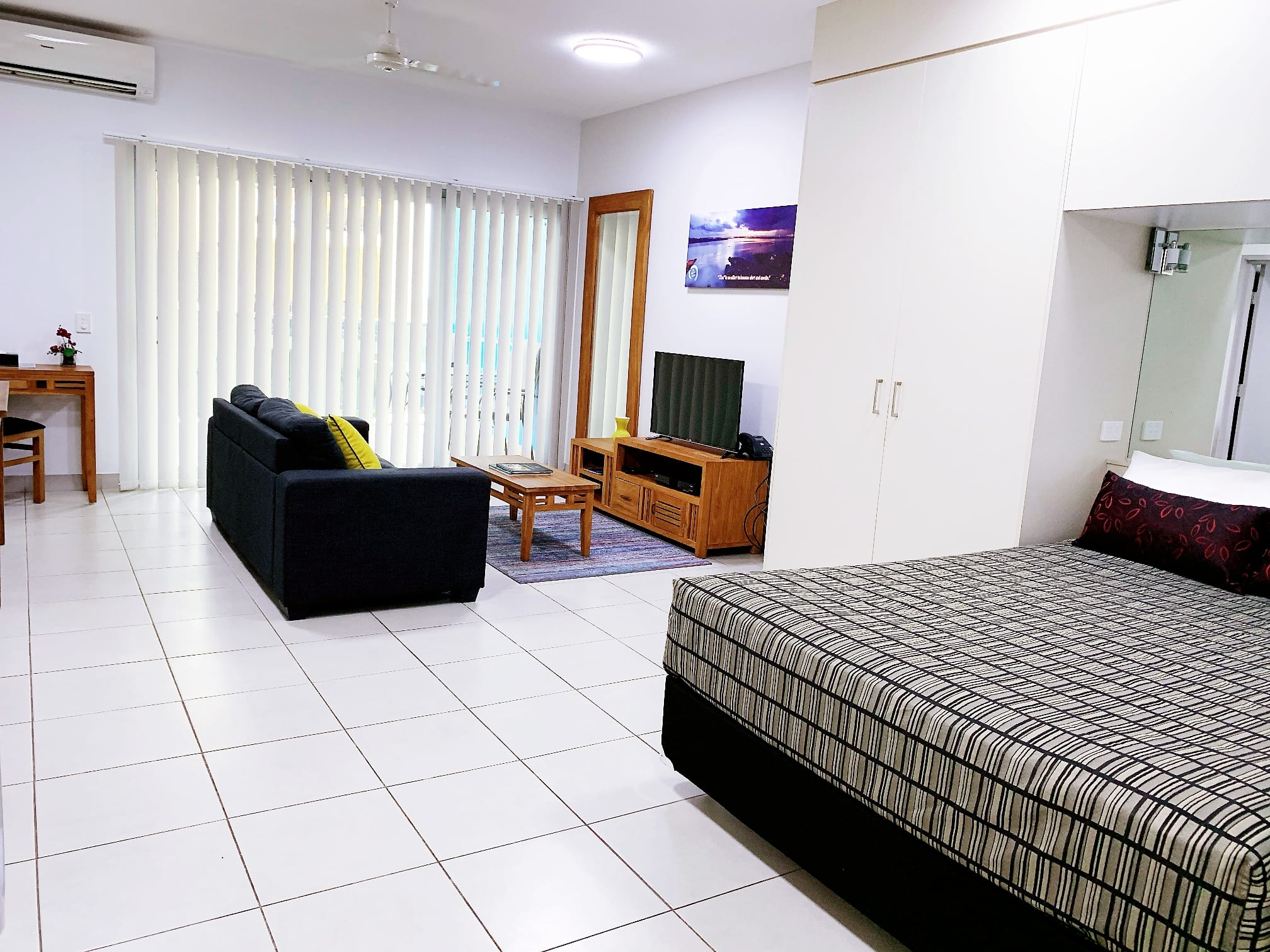 Wheelchair Accessible Darwin Hotel Bedroom