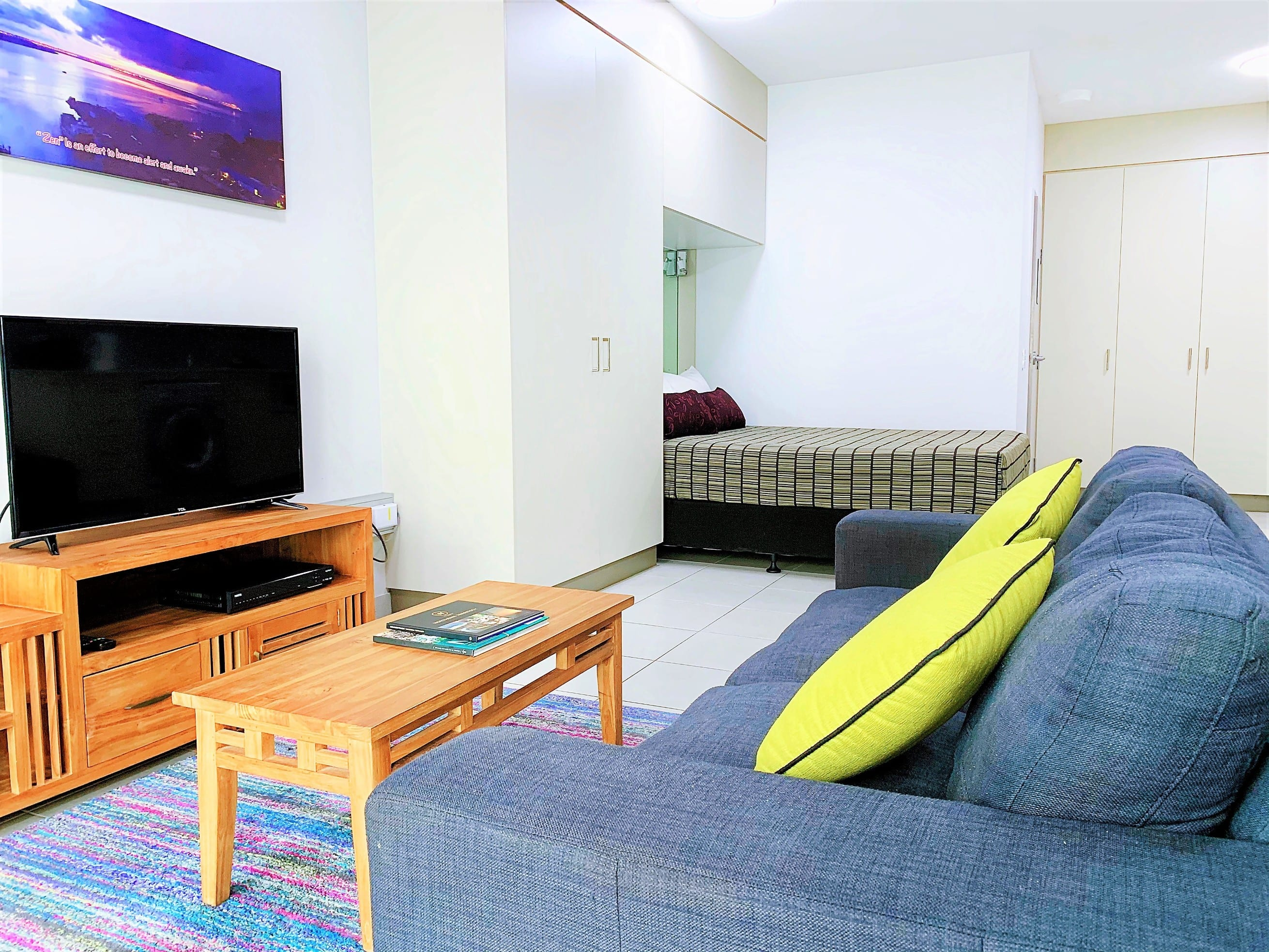 Wheelchair Accessible Darwin Hotel Living Area